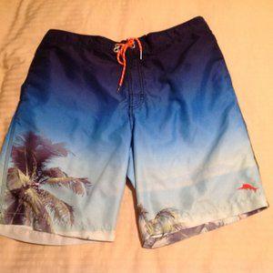 Tommy Bahama Relax Men's Swim Trunk Size Large EUC